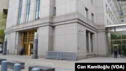 New York mahkeme binası
