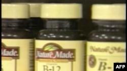 Vitamin B12 važan za moždane ćelije
