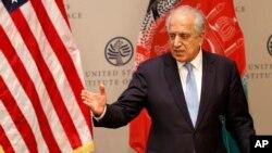زلمی خلیلزاد نماینده ویژه آمریکا در امور افغانستان - آرشیو