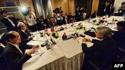 Ministri trgovine i drugi zvaničnici na sastanku u Singapuru prošlog vikenda