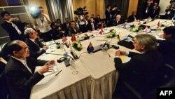 12個國家的部長12月7日在新加坡參加跨太平洋伙伴關係協議的談判會議。