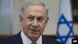 PM Israel Benjamin Netanyahu mengatakan siap untuk bertemu dengan Presiden Palestina Mahmoud Abbas (foto: dok).