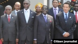 File Photo: SADC leaders attending the last summit in Lilongwe, Malawi.