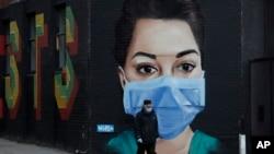 Virus outbreak in Britain