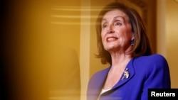 Нэнси Пелоси, спикер Палаты представителей Конгресса США