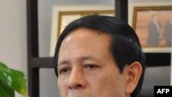 Đại sứ Việt Nam tại Trung Quốc Nguyễn Văn Thơ