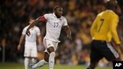 Altidore fue traspasado recientemente en calidad de préstamo al Toronto FC de la MLS.