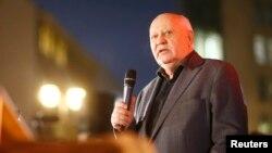Ông Mikhail Gorbachev.