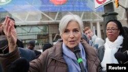 """ჯილ სტეინი, """"მწვანეთა პარტიის"""" საპრეზიდენტო კანდიდატი 2016 წელს"""