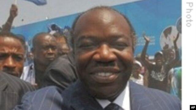 Gabon's president, Ali Bongo.