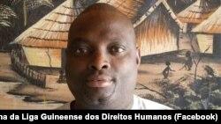 Alqueia Tambá, dirigente do PRS, Guiné-Bissau