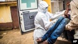 Sierra Leona cuenta actualmente con 9.446 casos y 2.758 muertes registradas.