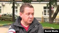 Qrim-tatar jurnalisti Ayder Mujdaboyev