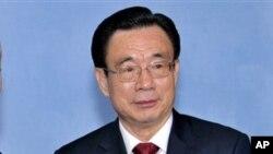 Pejabat Disipliner Tertinggi Partai Komunis Tiongkok, He Guoqiang (Foto: dok). Partai Komunis Tiongkok bertekad menindak keras pelaku korupsi yang merajalela di partai tersebut.