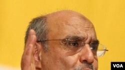 Sekretaris Jenderal Partai Ennahda, Hamadi Jebali (foto: dok).