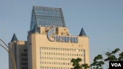 Kantor Pusat Gazprom, Rusia. (Foto: dok)