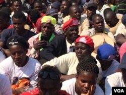 FILE: Abalandeli bebandla leZanu PF bathi bafuna inkokheli elabasakhulayo.