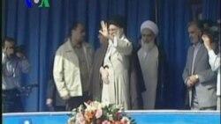 AS Desak Tingkatkan Sanksi Untuk Iran -Liputan Berita VOA 17 Oktober 2011