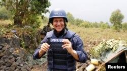 Novinar Al Džazire Piter Greste