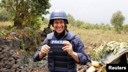 Al Jazeera သတင္းေထာက္ Peter Greste