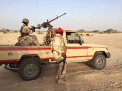 Reportage avec l'armée nigérienne contre Boko Haram à Diffa