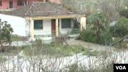 floods Albania houses