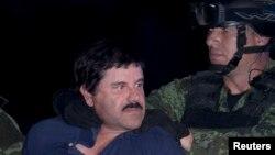 """El socio de """"El Chapo"""" ayudó a trasladar a Estados Unidos más de un millón y medio de dólares en efectivo, provenientes del narcotráfico."""