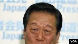 Ichiro Ozawa, arsitek kesuksesan Partai Demokrat Jepang, diadili karena tuduhan pelanggaran UU penggalangan dana (foto:dok).