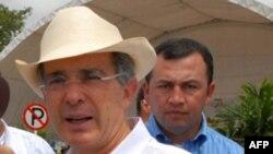 Văn phòng của Tổng thống Uribe nói rằng Colombia chưa bao giờ nghĩ đến chuyện tấn công Venezuela và tố giác Tổng thống Chavez đã nói không đúng