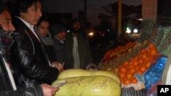 تجلیل از شب یلدا در هرات