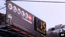 ၁.၅ ဘီလီယံ တန္ဖိုး Powerball ထီ ဖြင့္ၿပီ။