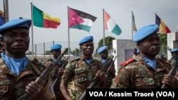Explosion d'une mine au Mali