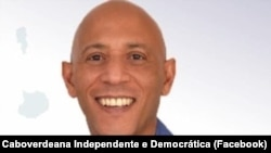 Amadeu Oliveira, deputado da UCID e advogado, Cabo Verde