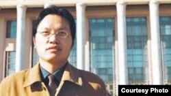 北京理工大學教授胡星斗(胡星斗提供)