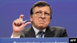 Голова Європейської комісії Жозе Манеуль Баррозу