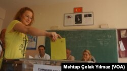 Hilbijêrek li Tirkiyê