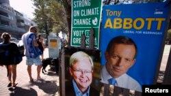 Chiến thắng của liên đảng Tự do-Quốc gia do ông Tony Abbot lãnh đạo kết thúc 6 năm cầm quyền của Đảng Lao động của ông Kevin Rudd.