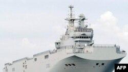 Rusya Fransa'dan 2 Savaş Gemisi Alıyor