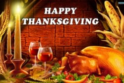 [오디오 듣기] Happy Thanksgiving