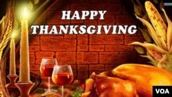 """""""Thanksgiving Day"""", ou """"Jou Aksyon de Gras"""" oubyen """"Jou Kodenn nan"""""""