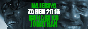 Zaben Najeriya a 2015