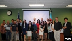 Azerbaijan Republic Day at UCI