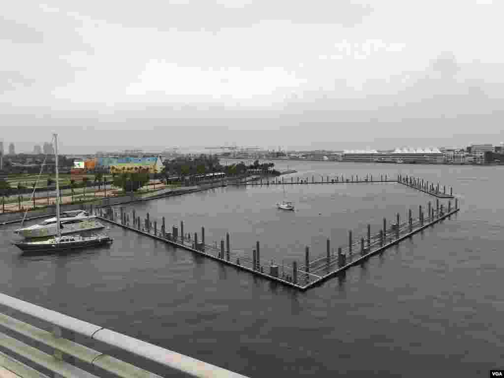 Puertos de Florida cerrados en prevención a huracán Irma.