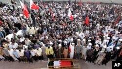 بحرین : پرل اسکوائر سے ٹینکوں کی واپسی