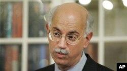 앤드류 나치오스 전 미 국제개발처장. (자료사진)