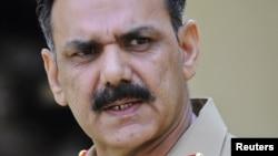 فوج کے ترجمان میجر جنرل عاصم سلیم باجوہ (فائل فوٹو)