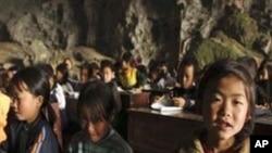 چین: اسکول پر حملے میں نو طالب علم زخمی