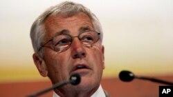 哈格尔6月1日在香格里拉安全对话会议上发言
