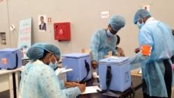 Vacinação contra à Covid-19 em Malanje