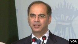 Moazzam Ahmad Khan Foreign Office Spokesman